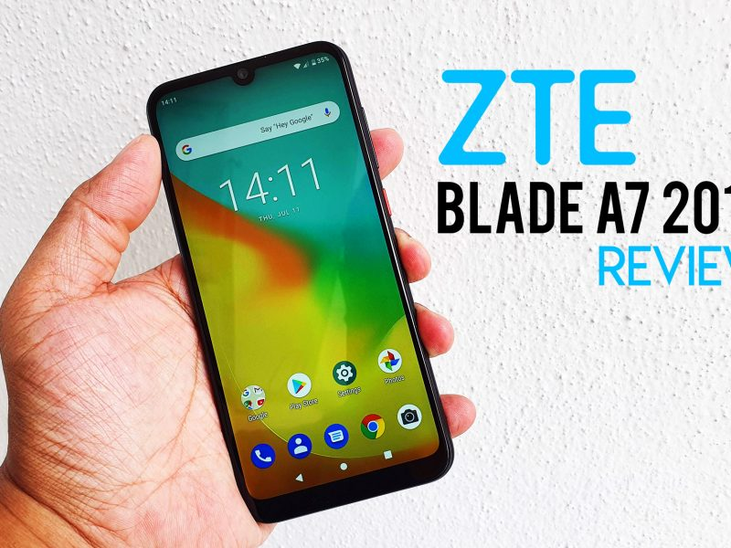 ZTE Blade A7 2019 Review – Sleek And Affordable Basic Power