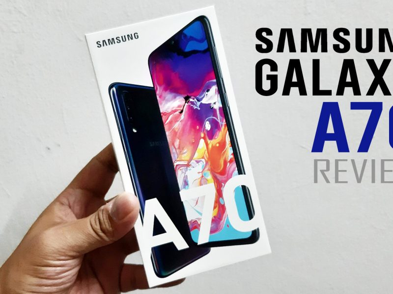 Samsung Galaxy A70 Review – Triple Camera With Loads of Fun