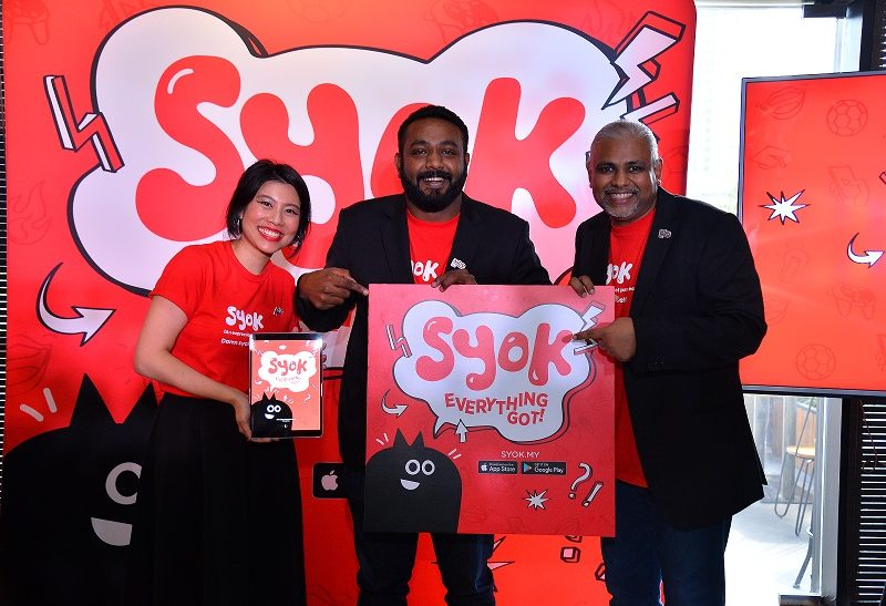Astro Radio Introduces SYOK App For Lifestyle And Entertainment