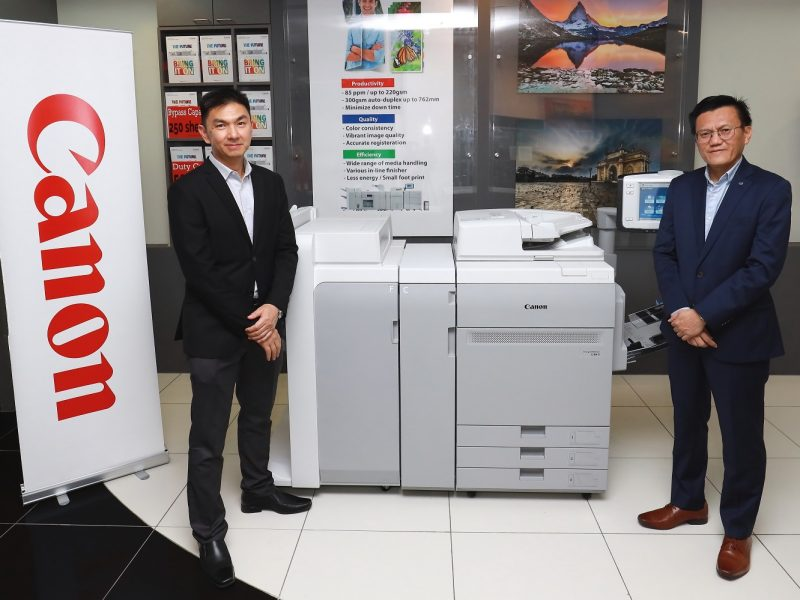 Embrace The Power Of Brilliant Colour-Image Quality, Versatility And Productivity