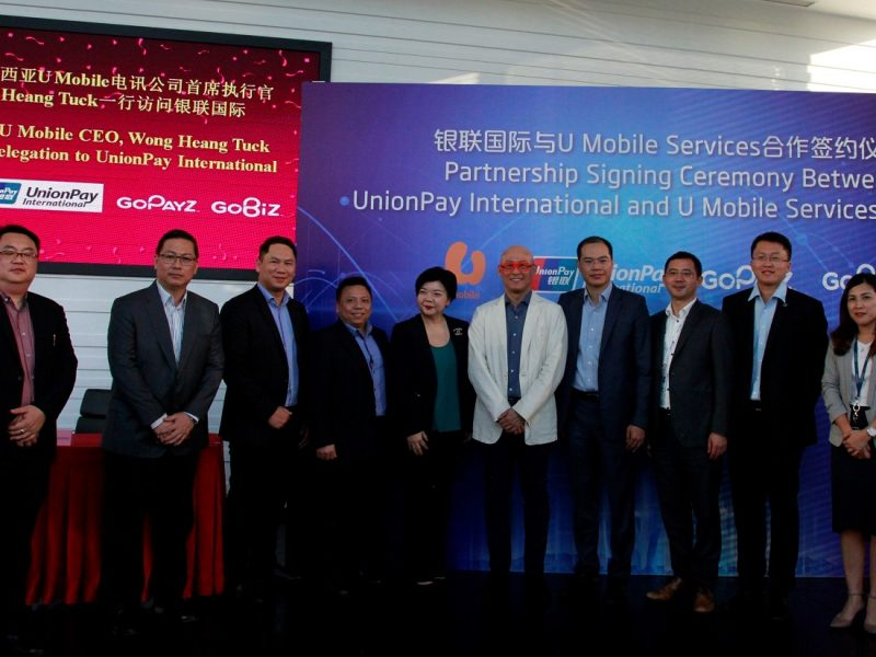 GoPayz Increases Global Acceptance In Partnership With UnionPay