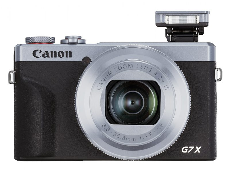 Canon Introduces Latest PowerShot G Series and Its First Entry Level RF Series Zoom Lens