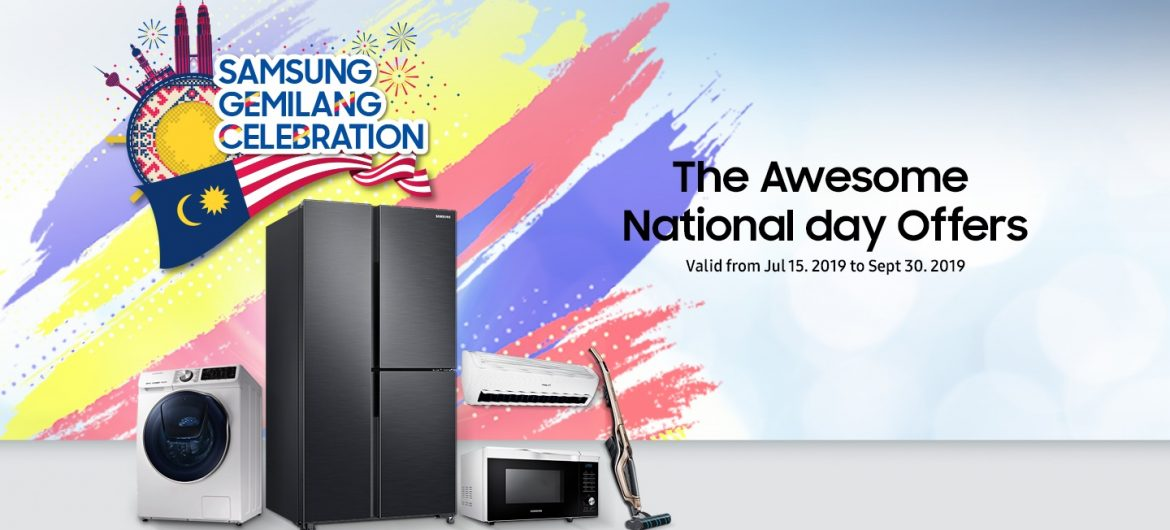 Samsung Gemilang Celebration