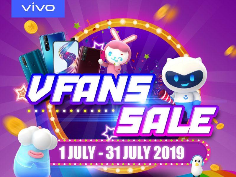 Vivo Announces Special Sale For VFans