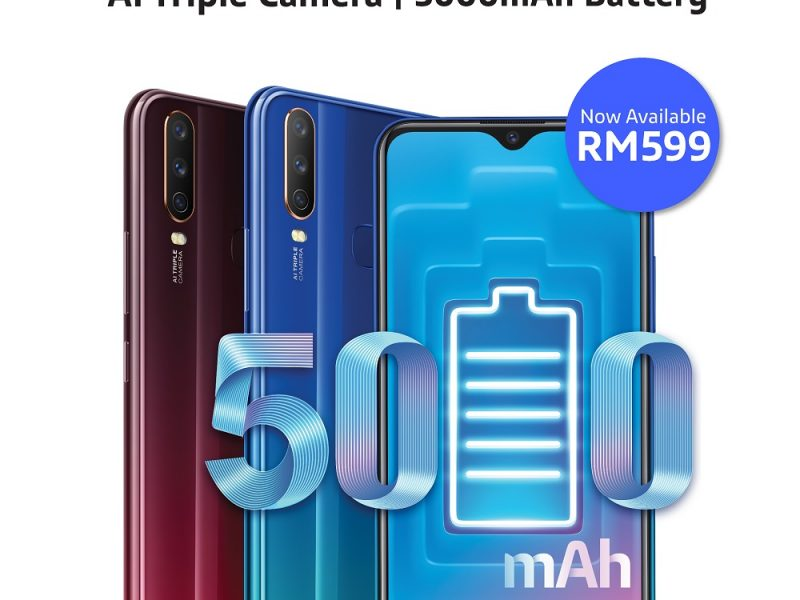 Vivo Y12 Available In Malaysia From 13 July 2019 Onwards