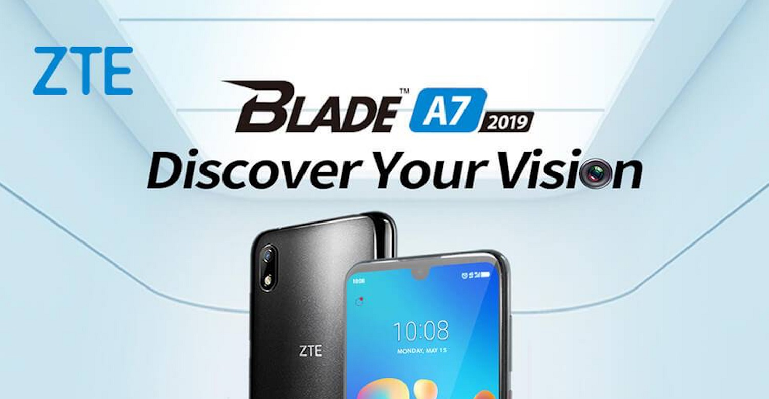 Unboxing The New ZTE Blade A7 (2019) - Sleek Entry Level