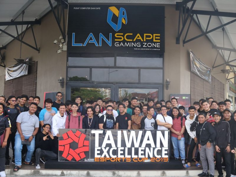 The Taiwan Excellence Esports Cup LAN Qualifiers Arrives in Penang