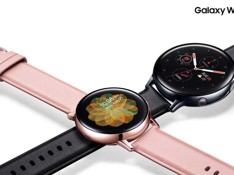 Galaxy Watch Active2:  Designed to Help Balance Wellness with Upgraded Connectivity