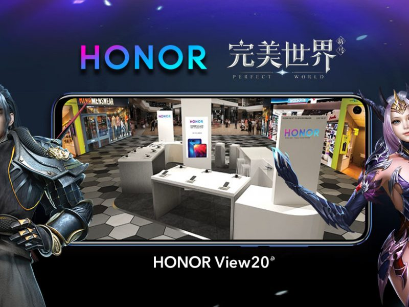 HONOR Malaysia and Perfect World Mobile Team Up to Offer Better Gaming Experience