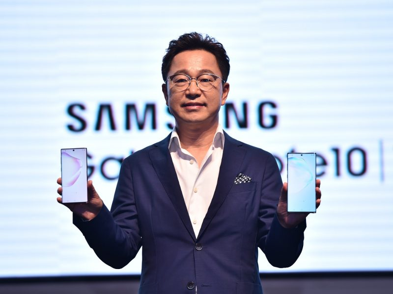 Galaxy Note10: Designed to Bring Passions to Life with Next-Level Power