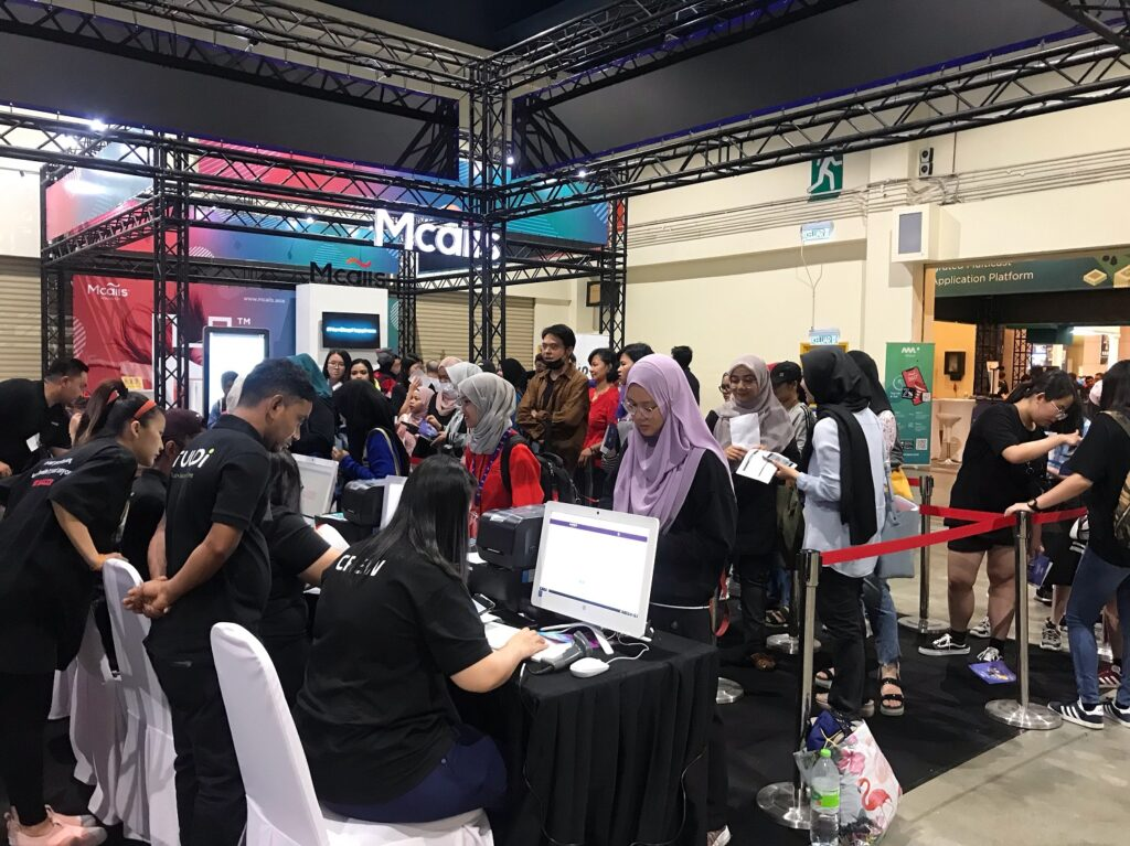 MMspot Experiential Expo