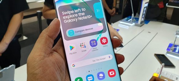Malaysian telcos offers packages for Galaxy Note10