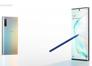 Galaxy Note10 Design