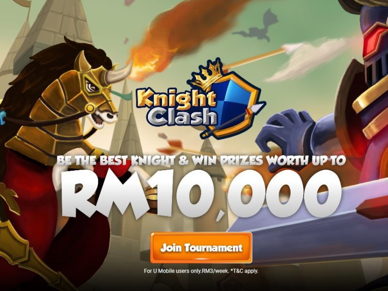 U Mobile Gamelord Tournament Winners Scores Prizes Worth Up To RM10,000