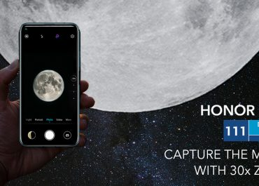 Capture the Glorious Moon this Mid-Autumn Festival with the HONOR 20 PRO