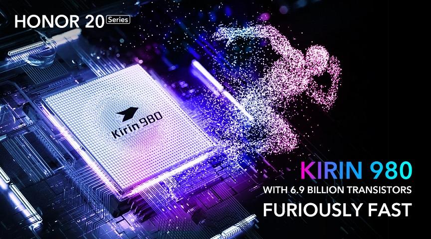 Futuristic Honor 20 Pro