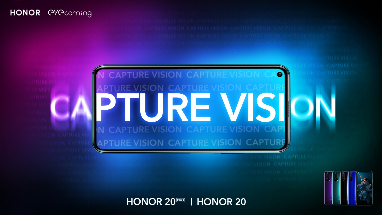 Honor Capture Vision - PocketVision