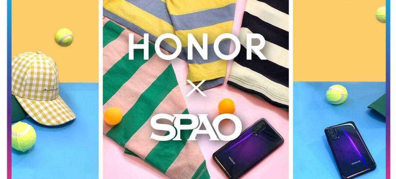 Honor x SPAO