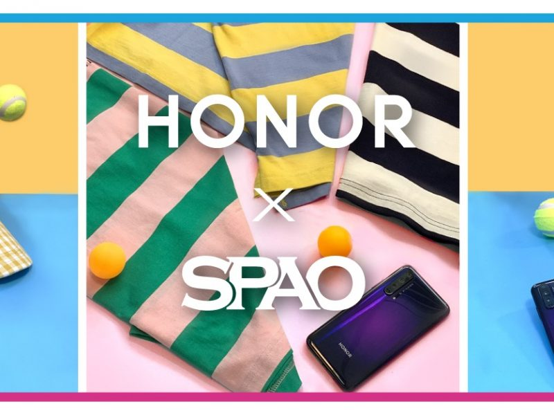 HONOR and SPAO Collaborate to Bridge Gap Between Fashion and Tech