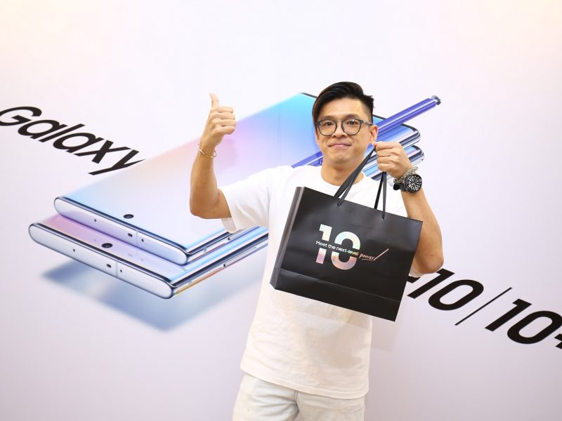All-New Powerful Samsung Galaxy Note10 Enchants Malaysians at Nationwide Roadshows