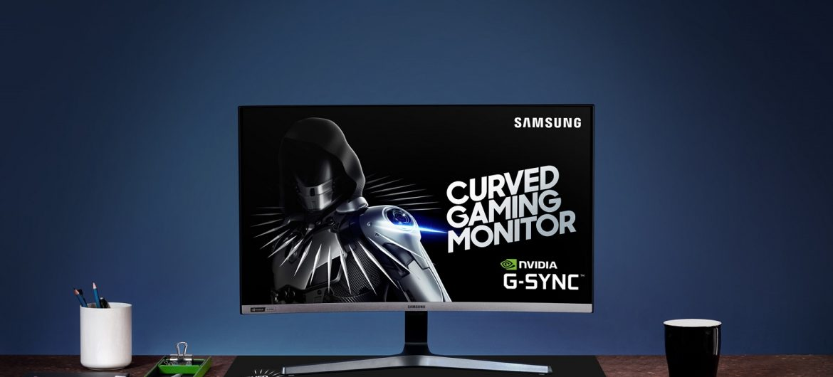 Samsung Introduces 240Hz G-Sync Compatible Curved Gaming Monitor CRG5