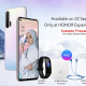 HONOR Launches the HONOR 20 PRO Icelandic Frost