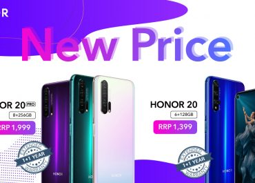HONOR 20 Series New Price
