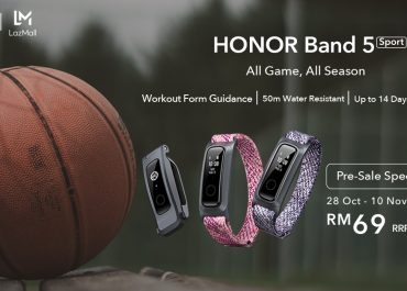 HONOR Band 5 Sport Edition