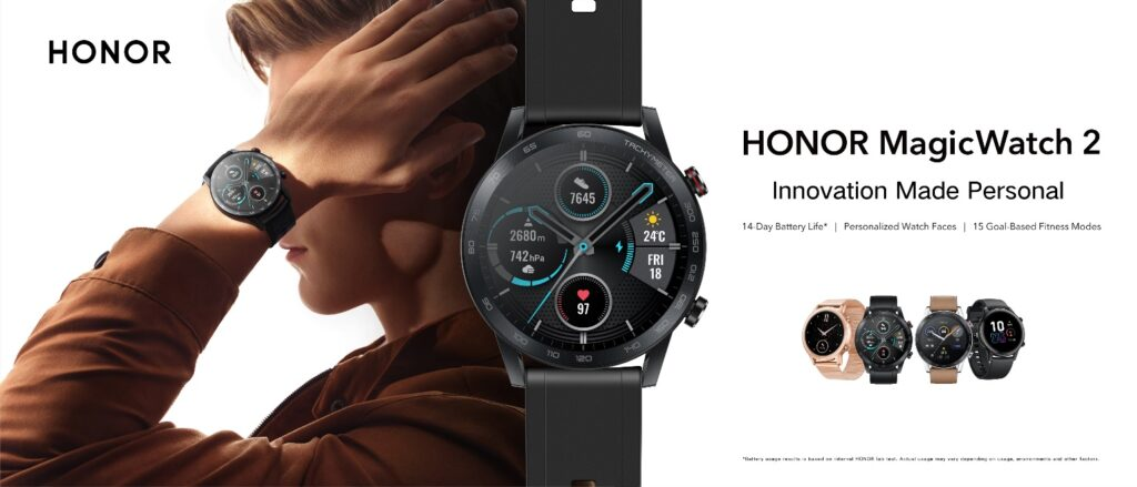 HONOR MagicWatch 2 Launched