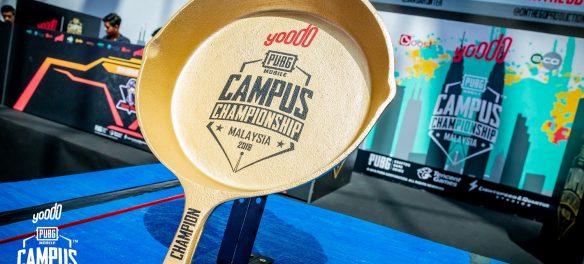 PUBG MOBILE Campus Championship (PMCC) 2019