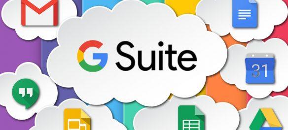 TS Cloud - G Suite