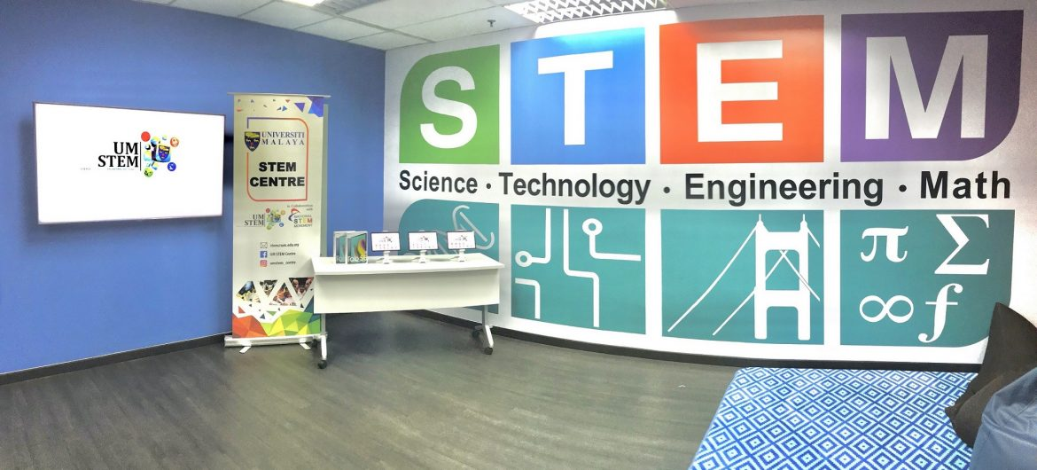 UM STEM Learning Space