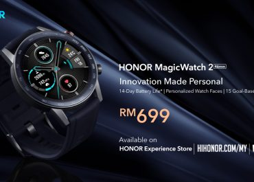 HONOR MagicWatch 2