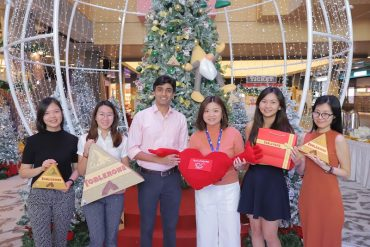 IPC Shopping Centre Brings 'A Wondrous Winterland' for a Double Celebration
