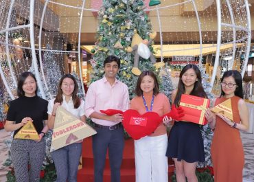 IPC Shopping Centre Brings 'A Wondrous Winterland' for a Double Celebration