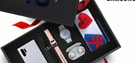 Samsung 10th Galaxy Anniversary Bundle
