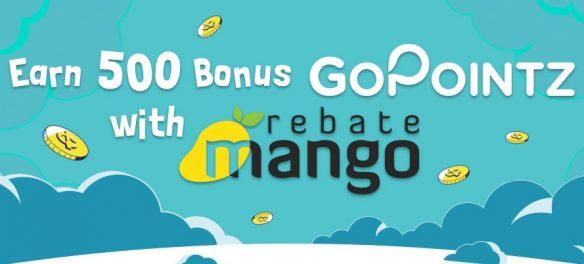 GoPayz Customers Who Shop Via RebateMango Will Earn GoPointz