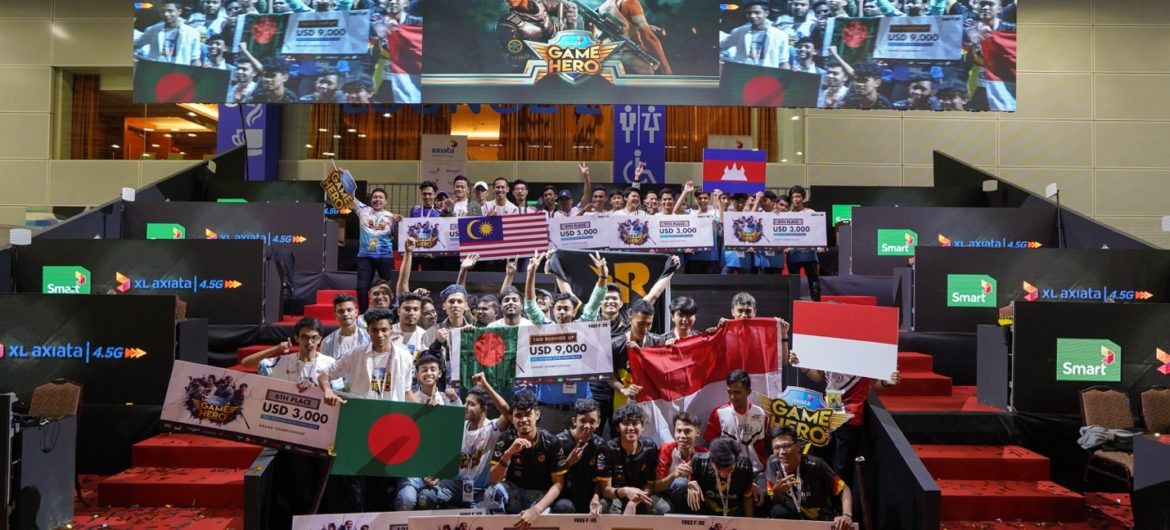 Techninier's First Regional eSports Tournament rewards RM500,000 Cash Prizes to the Winners