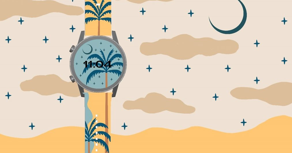 """HONOR x George Greaves A Touch of Exotic with """"The Palm Tree"""""""