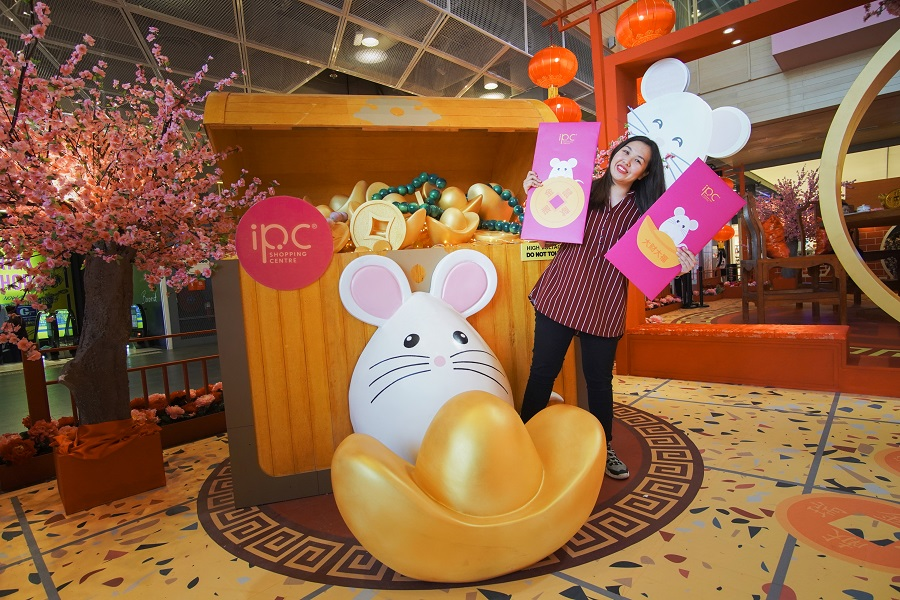 IPC Shopping Centre Brings 'Supersized Prosperity' this Lunar New Year