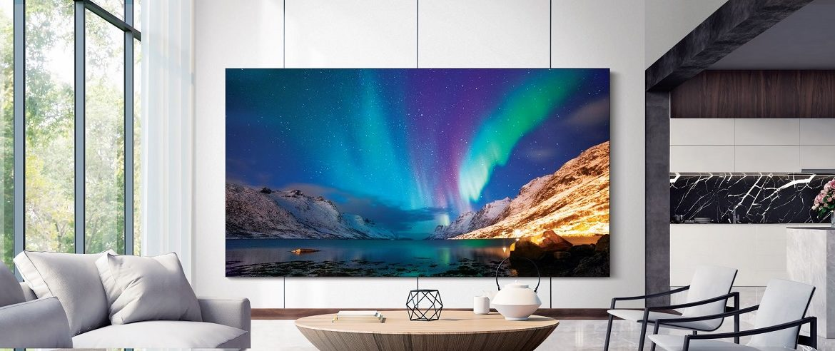 Samsung Debuts Expanded New LED TV Lineups Ahead of CES 2020