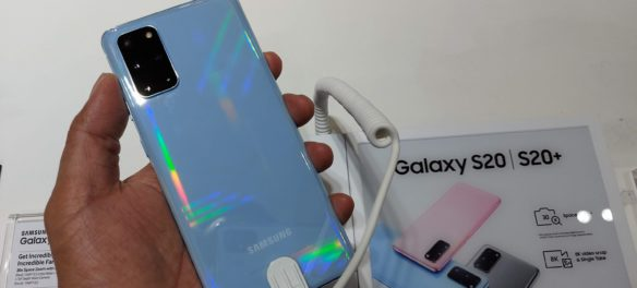 Samsung Galaxy S20: Change the Way You Experience the World