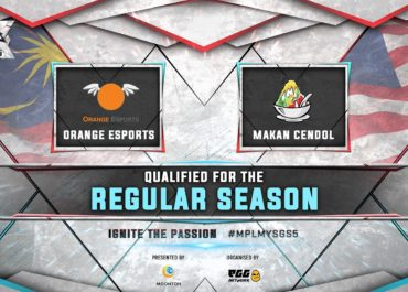 Orange Esports and Makan Cendol from Malaysia Qualify to Compete in Mobile Legends: Bang Bang Professional League MY/SG Season 5