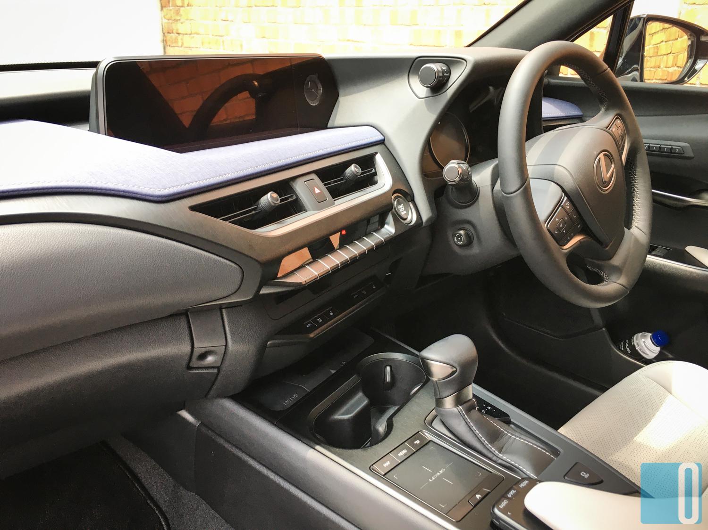 Lexus UX200 - Urban Xplorer