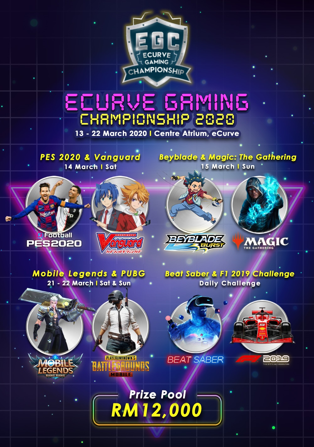 eCurve Gaming Championship